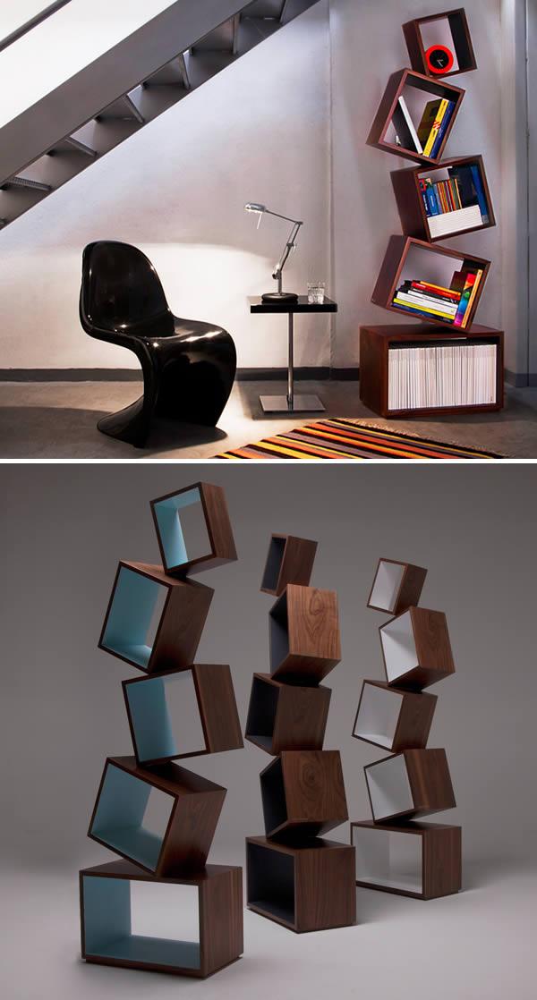 8Equilibrium Bookcase