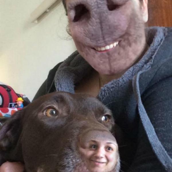 15 Horrifying Face Swaps Oddee