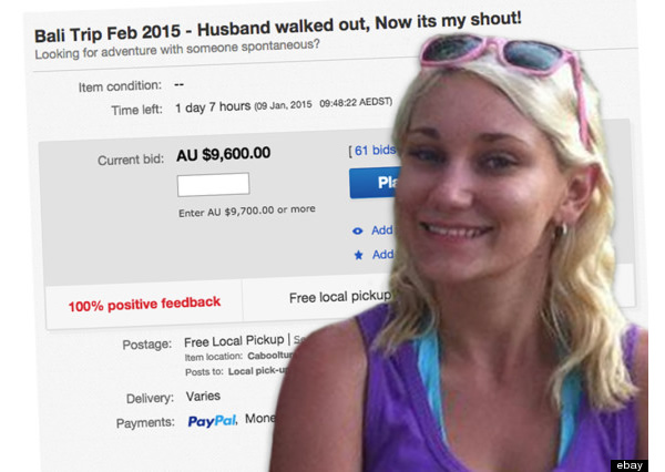 3The Scorned Woman Who Sold Her Ex Husbands Half Of A Trip To Bali On EBay