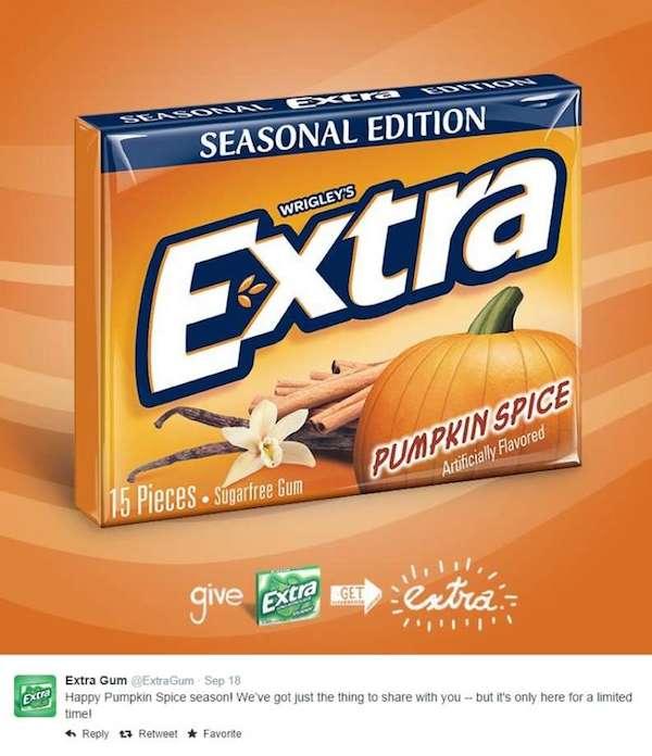 10 Bizarre Pumpkin Spice Products