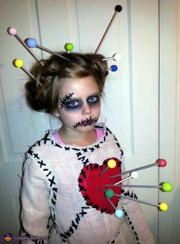 Halloween Costumes for Girls Really Scary