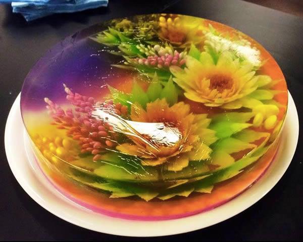12 Amazing Pieces Of 3d Jello Art Gelatine 3d Jello