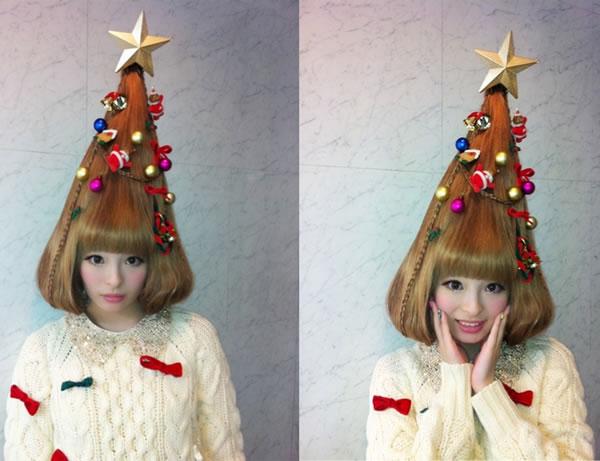 12 Hilarious Christmas Hairstyles Oddee