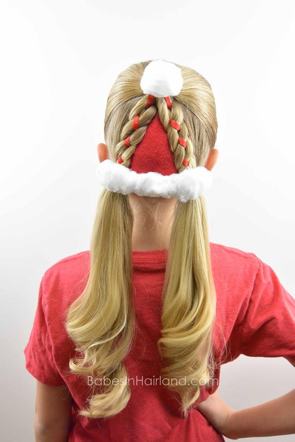 12 Hilarious Christmas Hairstyles