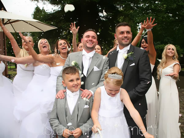 Gay Wedding Dresses 1 Best  from Fairwater came