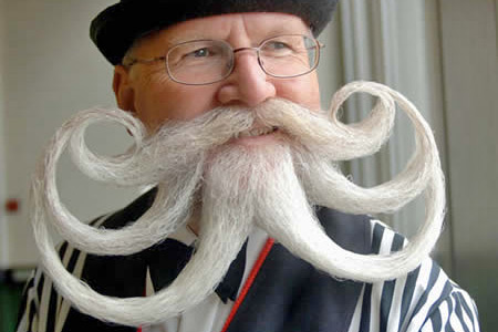 Beards Are Normally Considered To Be A Sign Of Wisdom That Only Es With Age But Maybe These Folk Have Taken It Little Too Far What Do You Think
