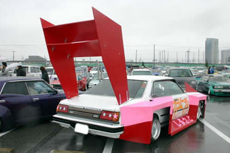 15 craziest tuned cars oddee publicscrutiny Image collections