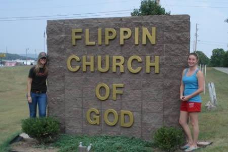 bizarre church names church name oddee