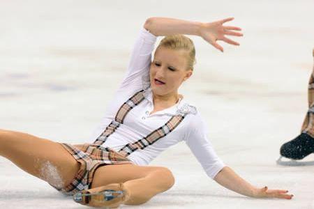 Olympic Figure Skater Tara Lipinski Dropped a Ton of Butt