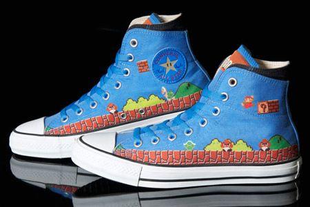 12 Coolest Converse Shoes - cool