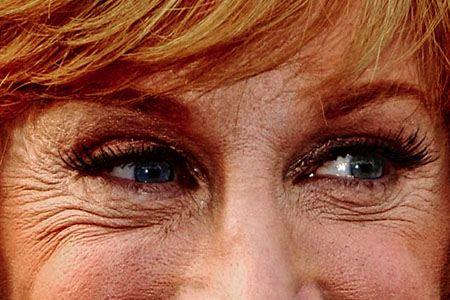 20 Scariest Celebrity Close Ups Close Ups Pics Scary