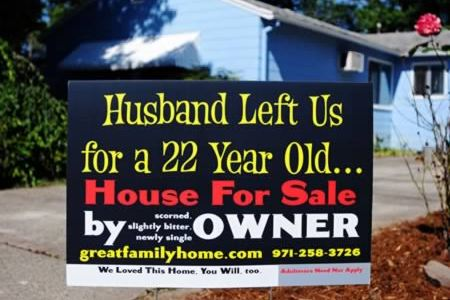 12 Absolutely Hilarious Real Estate Signs - funny signs, real ...