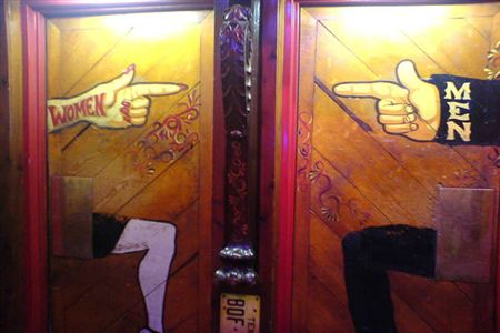 Another 12 Of The Coolest Toilet Signs Oddee