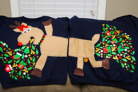 13 Weird Christmas Sweaters - Cool Gift Ideas Archives - Oddee