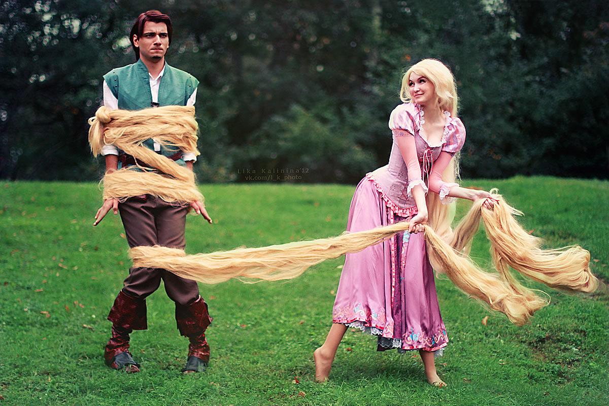 Сказочные персонажи пара